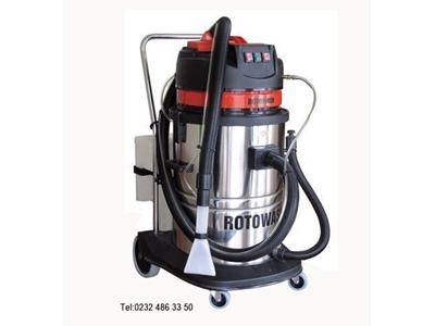 Rotowash 3 Motorlu Halı Koltuk Yıkama Makinesi
