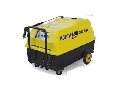 Rotowash Sıcak Soğuk 10 Hp Tetiksiz Yüksek Basınçlı Yıkama Makinesi