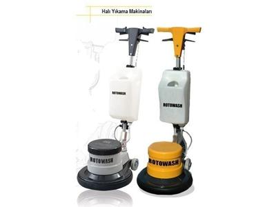 3 Fırçalı Halı Yıkama Makinesi / Rotowash C43
