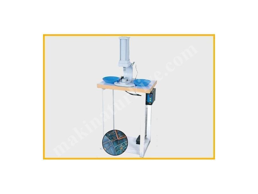 Elektronik Manuel Çakma Makinası