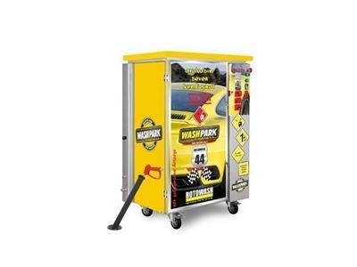 Paralı Oto Yıkama Makinesi - 200 Bar Basınçlı