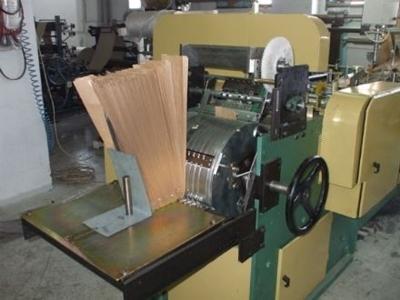 Dipsiz Körüklü Kese Kağıdı Makinesi ( 56 X 32 Cm )