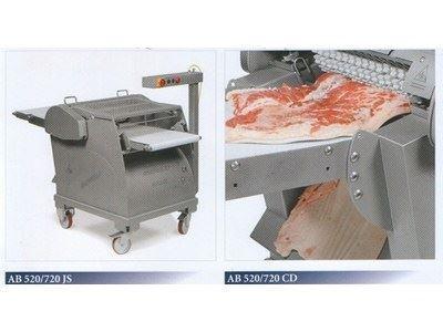 Et Dilimleme Ve Döner Eti Açma Makinesi