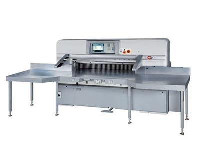 Kağıt Kesim Makinesi