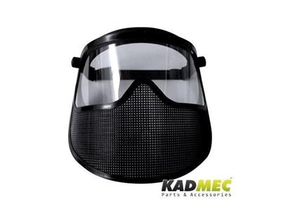 Yarı Camlı Amatör Maske