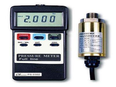 Lutron Pm-9302 Basınç Vakum Ölçer