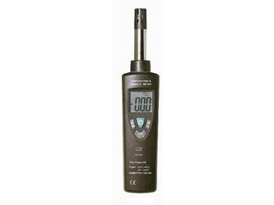 Digital Sıcaklık Ve Nem Ölçme Cihazı / Cem Dt 321