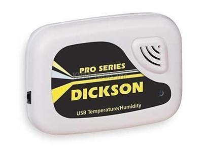 Dickson Tp125 Sıcaklık Ve Nem Data Logger