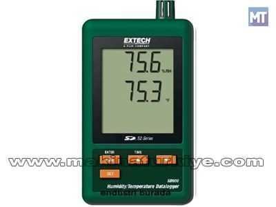 Extech Instruments Sd500 Sıcaklık/Nem Kayıt Cihazı