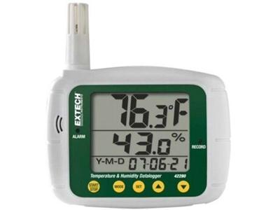 Sıcaklık,Nem Kayıt Cihazı / Extech Insturuments 42280