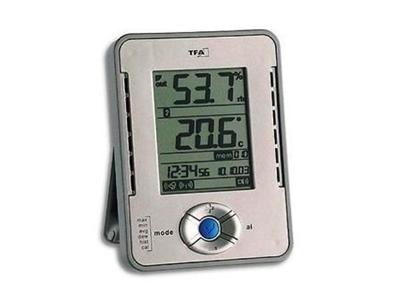 Sıcaklık Ve Nem Kayıt Cihazı / Tfa (Alman) 30.3015