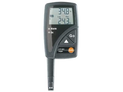 Sıcaklık Nem Kayıt Cihazı / Testo 177-H1