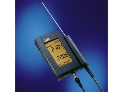 2 Kanallı Digital Termometre / Lufft C 100