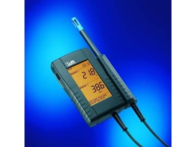 Portatif Sıcaklık, Nem Ölçüm Cihazı / Lufft C 210
