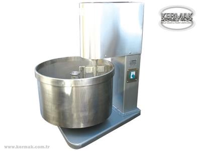 Tereyağı Yoğurma Makinesi - Mikser Tip-150kg Kapasite