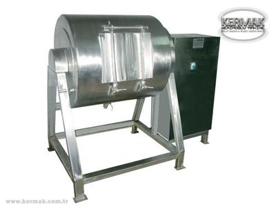 KIRICILI Tereyağı Yoğurma Makinesi - Tambur Tip 200kg Kapasite