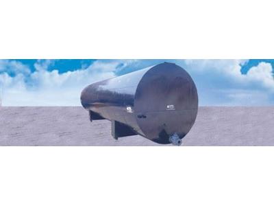 Isıtıcı Asfalt Tankı