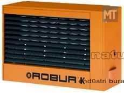 Gaz Yakmalı Sıcak Hava Üretecisi / Robur K 32