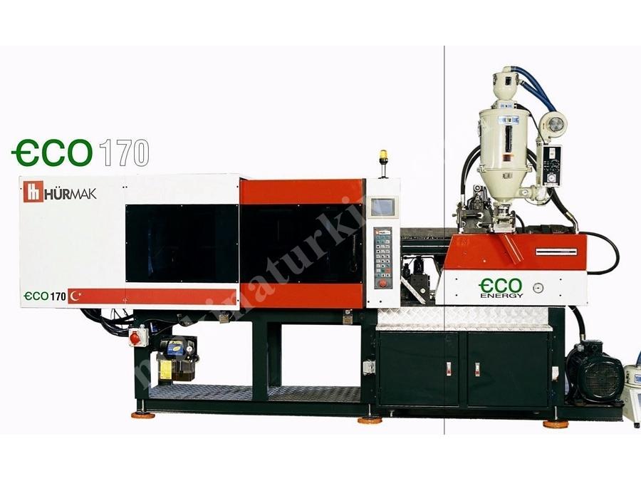 Hürmak Eco130 Plastik Enjeksiyon Makinesi
