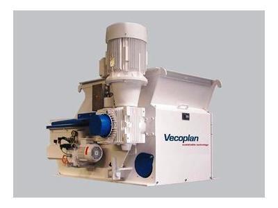 Plastik Kağıt Vb. Parçalayıcı - Tek Şaftlı  ( 100-1000 Kg/Saat )