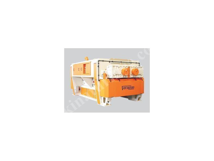 Çift Şaftlı Ön Parçalama Makinası ( 20-100 Kg/Saat )