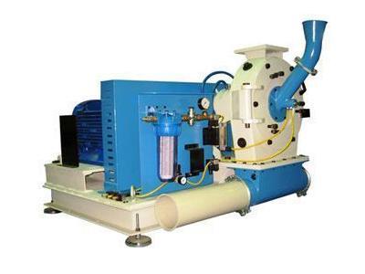 Plastik Mikronize Makinası ( 200 - 500 Kg/Saat )
