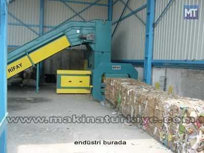 Kağıt Balya Presi Rifay RK3-750x110