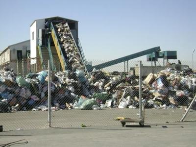 Çöp Ayrıştırma Sistemi Rifay 12