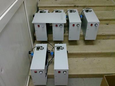 Naylon İp Elektronik Sıcak Kesme Sistemi