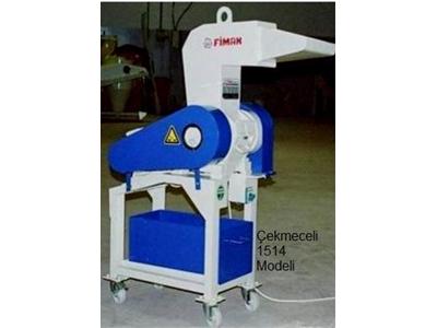 Plastik Kırma Makinası ( 75 Kg/Saat )