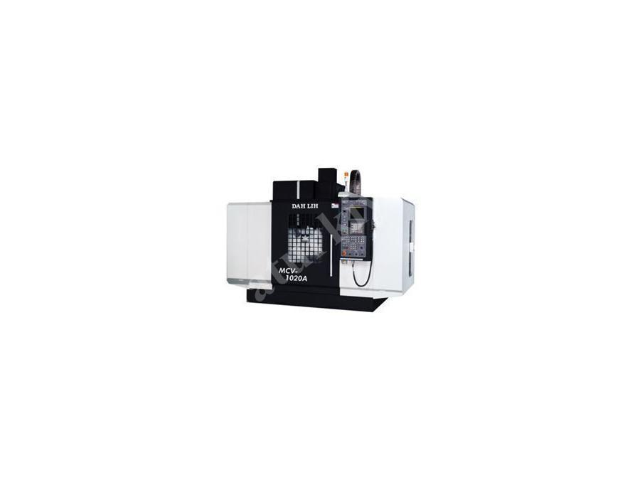 Cnc Dik İşlem Merkezi ( 1250 X 660 Mm )