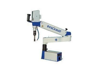 Elektrikli Kılavuz Çekme Tezgahı / Roscamat-6000