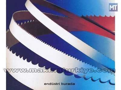 Bi Metal Şerit Testere / Adler M42 K