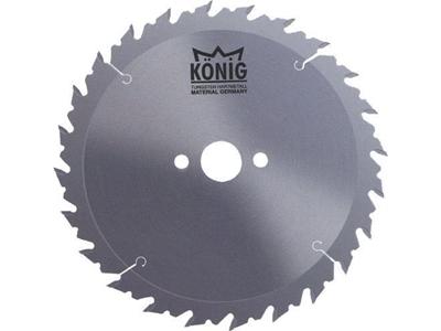 Elmas Uçlu Atlamalı Bg Dişli Testere / König K-002