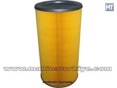 Elektro Statik Toz Boya Kabin Filtresi / Üçler Ü-001