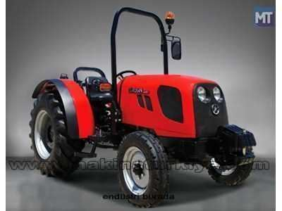 Tümosan 4250 Bahçe 2wd - Rollbar Stage Iıı-A Traktör Tümosan 4250 Tümosan 4250 1