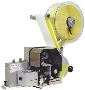 Etiket Basma & Yapıştırma Makinası