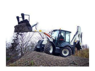 Terex 970 Elite  İş Makinası