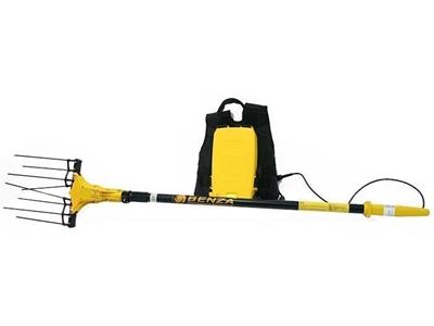 Sırt Bataryalı Akülü Zeytin Hasat Makinası