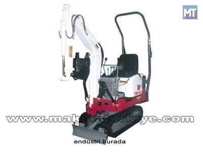 Takeuchi Mini Ekskavatör