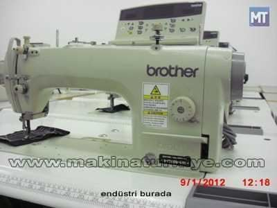 Brother 7200 Düz Makina