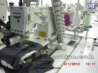 12 Iğne Gipe Lastik Makinası