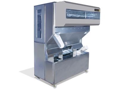 154 Tas Hamur Ara Dinlendirme Makinası MADM 22