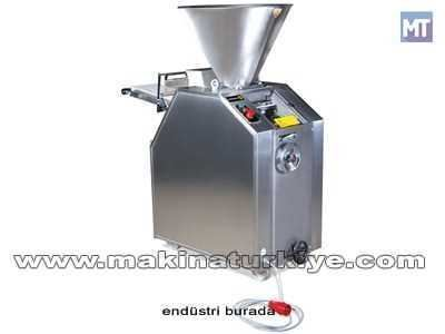 100-600gr Hamur Kesme-Tartma Makinası