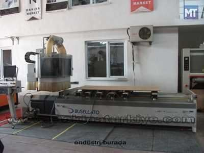 Cnc Ahşap İşleme Makinası