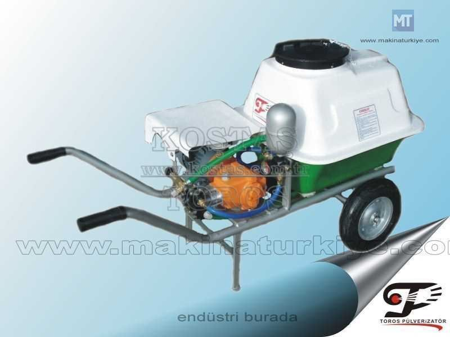 Elektrik Motorlu Pülverizatör