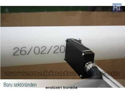 İnk-Jet Kodlama Makinesi ( 2 - 18 Mm )