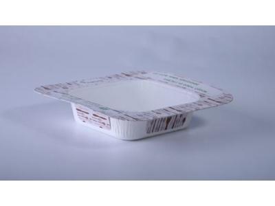 290 Ml Kare Karton Gıda Kabı
