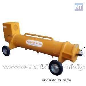 Safran S 3200 T 4300mm Büyük Halı Sıkma Makinası