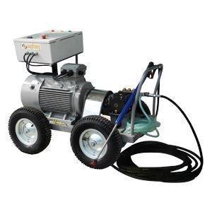 Safran HC 400 Soğuk 400 Bar Basınçlı Oto Yıkama Makinesi